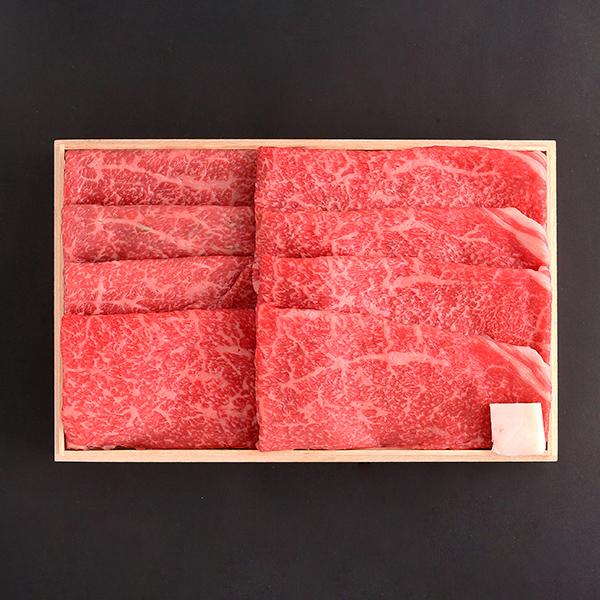 [ギフト] A5等級神戸牛 プレミアム霜降りももすきやき 200g~1kg