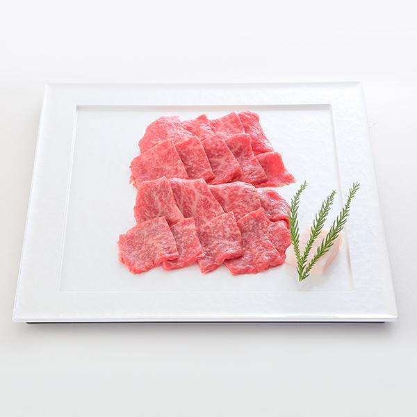 [家庭用] A5等級神戸牛 プレミアム霜降りもも焼肉 200g~1kg