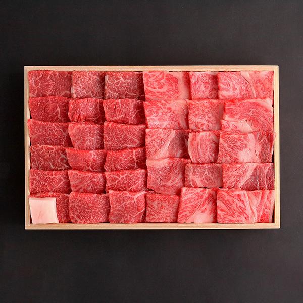 [ギフト] A5等級神戸牛 リブロース・ランプ焼肉セット 400g~1kg