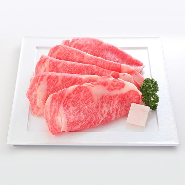 [家庭用] A5等級神戸牛 リブロースしゃぶしゃぶ 200g~1kg