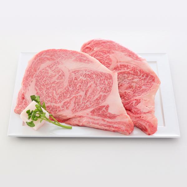 [家庭用] A5等級神戸牛 リブロースステーキ 300g~1.2kg