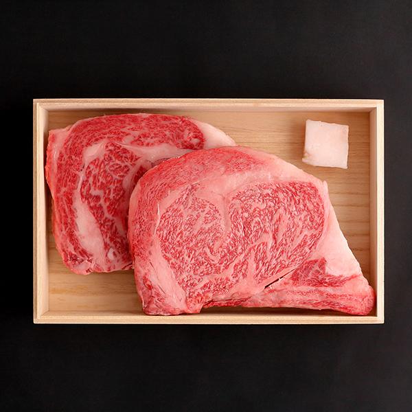[ギフト] A5等級神戸牛 リブロースステーキ 300g~1.2kg