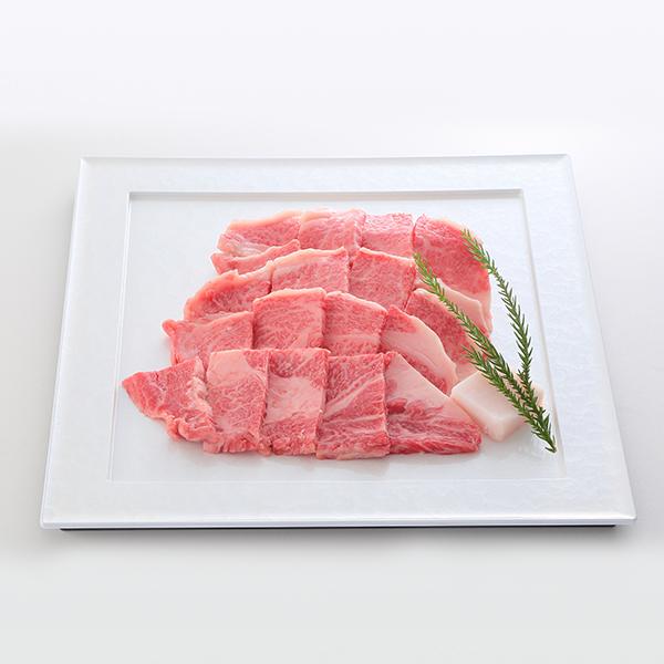 [家庭用] A5等級神戸牛 リブロース焼肉 200g~1kg