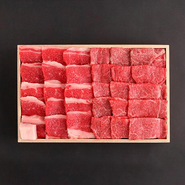 [ギフト] A5等級神戸牛 ランプ・バラ焼肉セット 400g~1kg