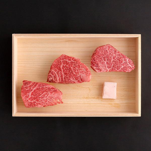 [ギフト] A5等級神戸牛 ランプステーキ 200g~1kg