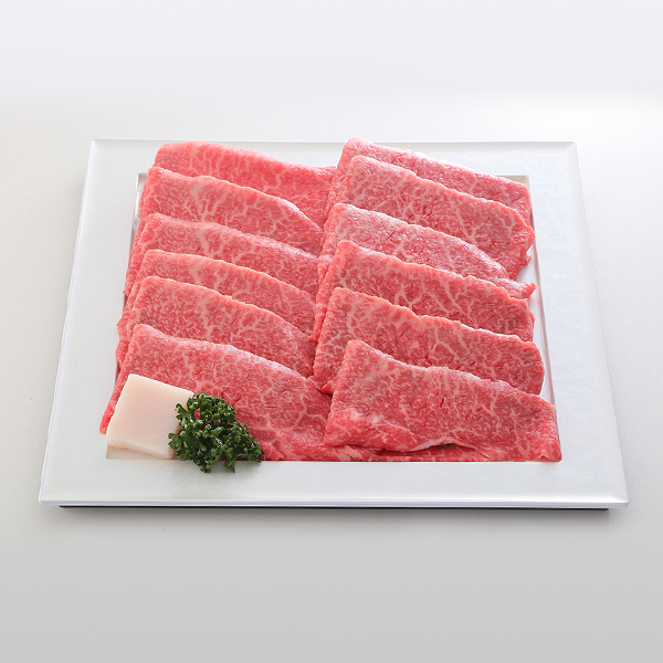 [家庭用] A5等級神戸牛 ランプすきやき 200g~1kg