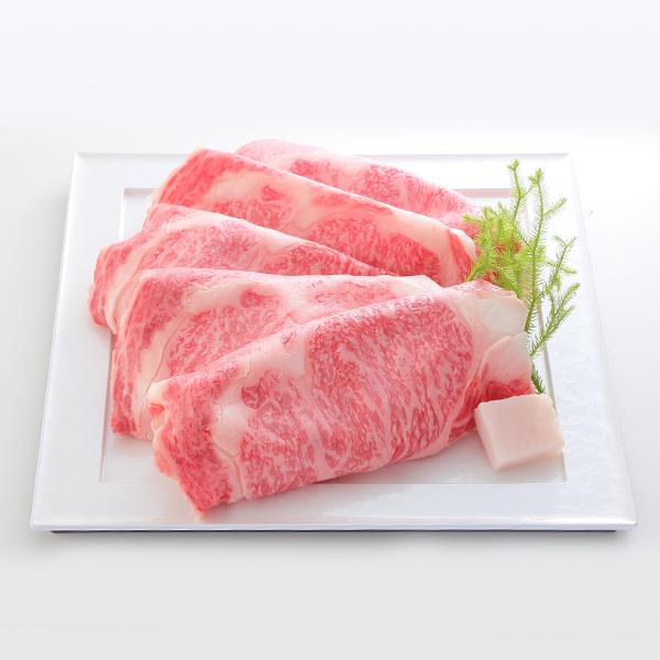 [家庭用]  A4等級三田和牛 リブロースしゃぶしゃぶ 200g~1kg