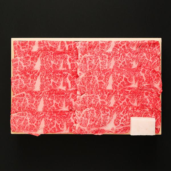 [ギフト] A5等級神戸牛 三角バラ(特上カルビ)しゃぶしゃぶ 200g~400g