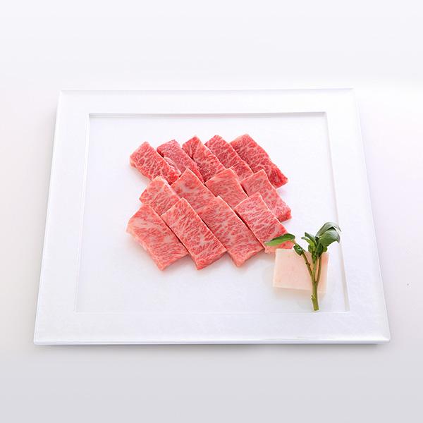 [家庭用] A5等級神戸牛 三角焼肉 200g~400g