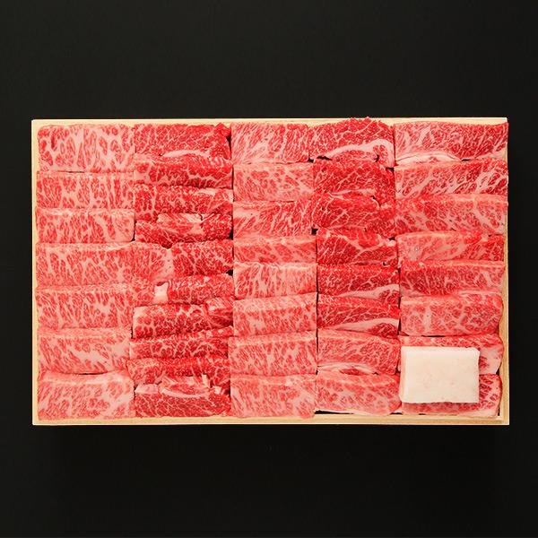 [ギフト] A5等級神戸牛 三角バラ(特上カルビ)焼肉 200g~400g