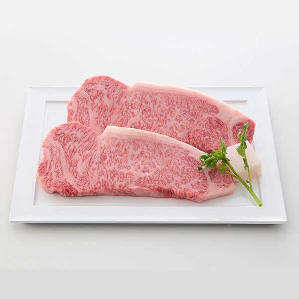 [家庭用] A5等級神戸牛 サーロインステーキ 200g~1kg