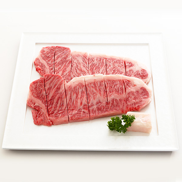 [家庭用]A5等級 神戸牛 サーロイン 焼肉 200g~1kg