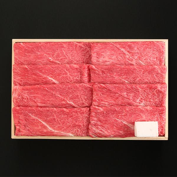 [ギフト] A5等級神戸牛肩(ウデ)しゃぶしゃぶ 200g~1kg
