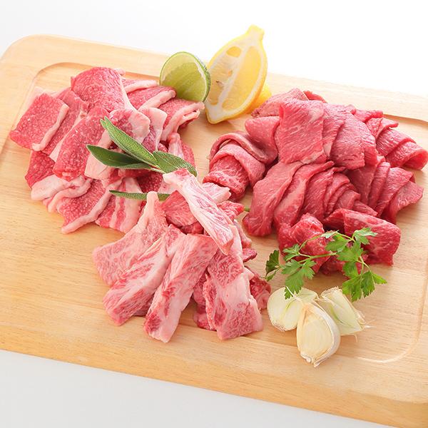 [お徳用] A5等級神戸牛  焼肉・BBQ セット (500g・1kg・1.5kg)
