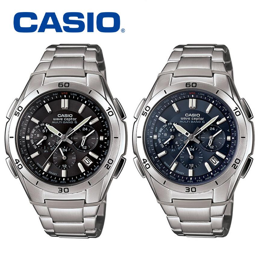 カシオ CASIO 電波ソーラー腕時計マルチバンド6 WVQ-M410DE-1A2JF WVQ-M410DE-2A2JF