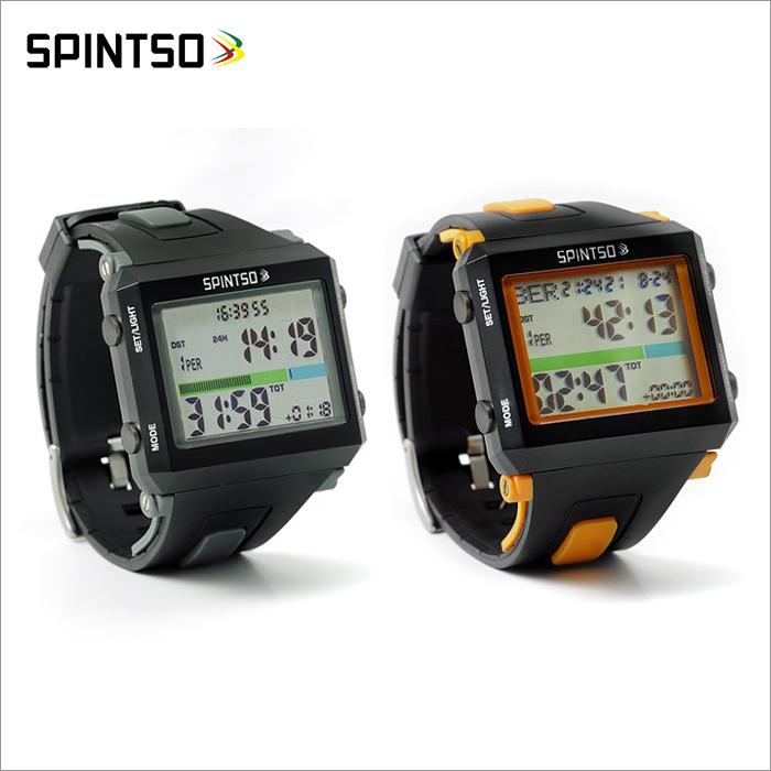 SPINTSO スピンツオ レフェリーウォッチ レフリーウォッチ 腕時計 SPT-100-GR SPT-100-OR