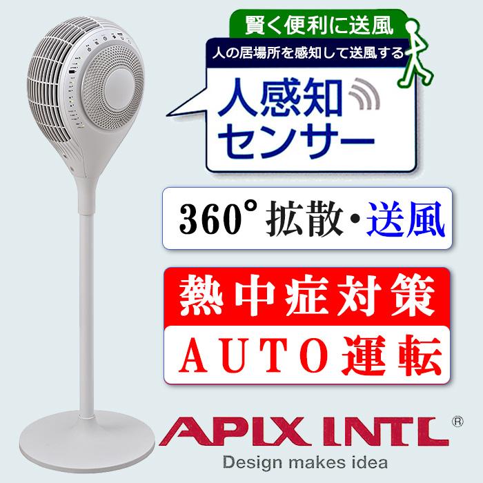 アピックス ディフュージョンファン AFD-608R
