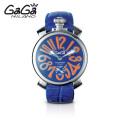 ガガミラノ GaGa MILANO 手巻き腕時計 マヌアーレ MANUALE 48mm ステンレス 5010.8