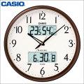 カシオソーラー電波壁掛け時計