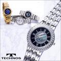 テクノス カイザー宝飾時計