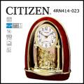 シチズン 電波置時計 パルドリームR414