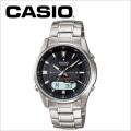 カシオ CASIO ソーラー電波腕腕時計  LCW-M100D-1AJF LINEAGE リニエージ