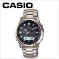 カシオ CASIO ソーラー電波腕時計 LCW-M100TD-1AJF LINEAGE リニエージ