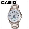 カシオ CASIO ソーラー電波腕時計 LCW-M100TD-7AJF マルチバンド 6  LINEAGE リニエージ