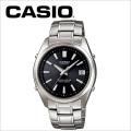 カシオ CASIO ソーラー電波腕時計 LIW-130TDJ-1AJF LINEAGE リニエージ