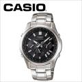 カシオ CASIO ソーラー電波腕時計 LIW-M610D-1AJF LINEAGE リニエージ