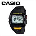 カシオ CASIO ソーラー電波腕時計 STW-1000-1JF フィズ PHYS ランニングウォッチ スポーツウォッチ
