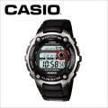 カシオ CASIO 電波腕時計 WV-M200-1AJF ランニングウォッチ スポーツウォッチ マルチバンド5 ウェーブセプター スポーツギア