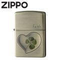 《完売》ZIPPO 四つ葉 本物のクローバー使用!