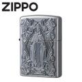 ZIPPO  ディープエッチング加工 アラベスクマリア(スリムサイズ有)