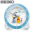 セイコー SEIKO 置き時計 FD462W くまのプーさん ディズニータイム 目覚し時計 時計  セイコークロック