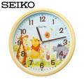 セイコー SEIKO 掛け時計 FW570Y くまのプーさん ディズニータイム 時計  セイコークロック