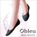 Obleu MoistSkinFit ソール オーブル モイストスキンフィット OB-MF1840B-SO オーブル 保湿 靴下 ソックス 脚 足 かかと MTG
