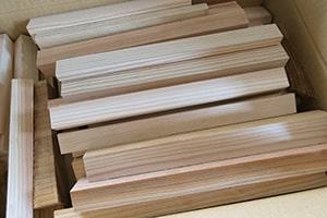 杉端材(1箱約5キロ入り)