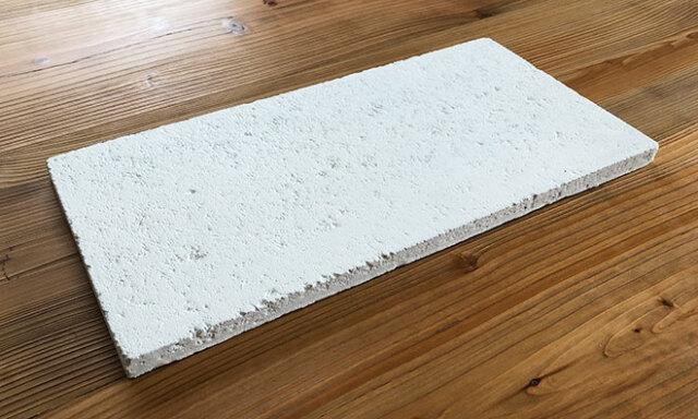 内装用タイル|軽量コンクリートブロック風タイル-ホワイト(12枚入)CBT-W