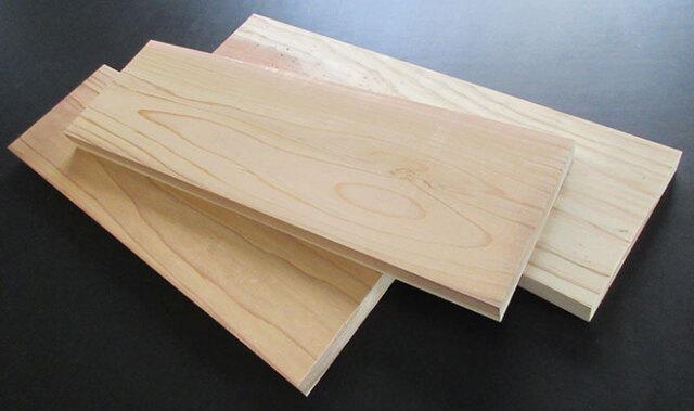 杉端材(3枚入り)