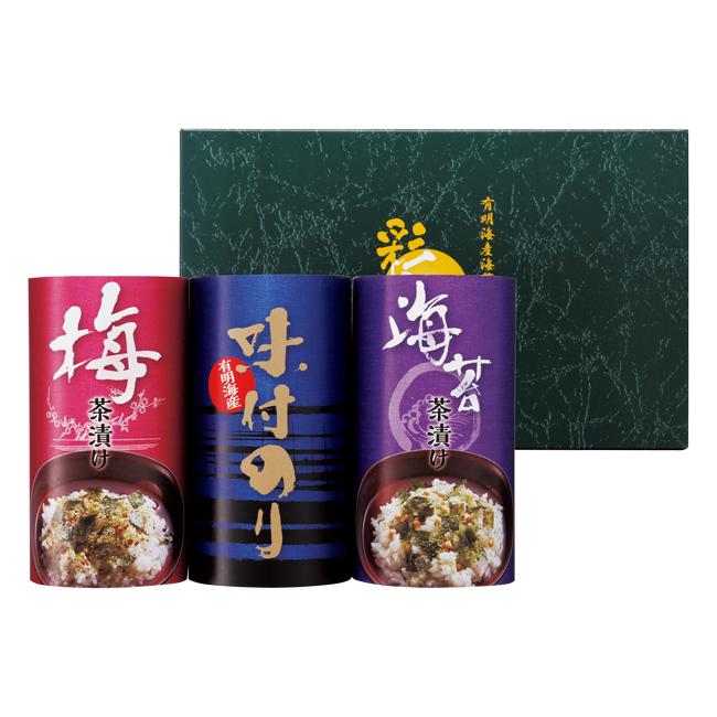 お茶漬け・有明海産味付海苔詰合せ「和の宴」 No.15