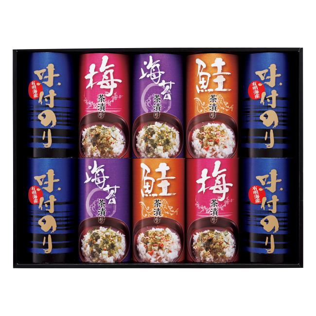 お茶漬け・有明海産味付海苔詰合せ「和の宴」 No.50