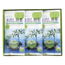 九州産抹茶水出し煎茶ティーバッグ No.15