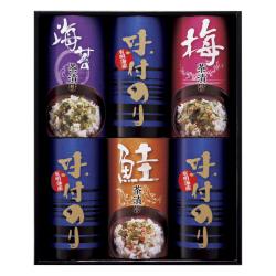 お茶漬け・有明海産味付海苔詰合せ「和の宴」 No.30