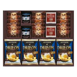 ドリップコーヒー&クッキー&紅茶アソートギフト No.50