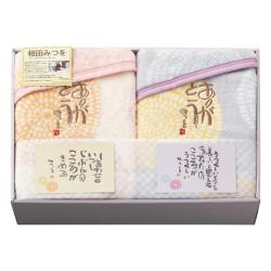 相田みつを マイクロファイバー毛布2P No.100