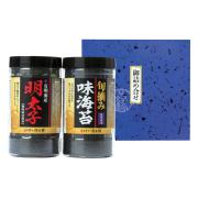 ゆかり屋本舗 有明海産 明太子風味&味海苔セット No.10