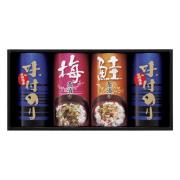 お茶漬け・有明海産味付海苔詰合せ「和の宴」 No.20