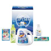 【送料無料】まっ白・消臭バラエティ洗剤セット No.25