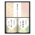 市田ひろみ 宇治茶ティーバッグ&米菓ギフト No.20